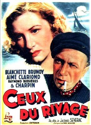 Ceux du rivage - Poster Belgique