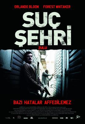 Zulu - Poster - Turkey