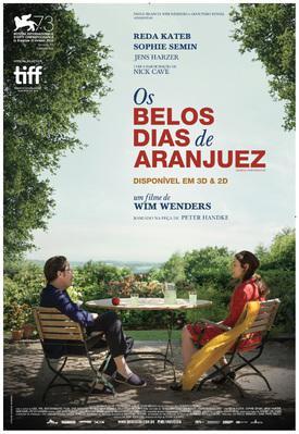 Els preciosos dies d'Aranjuez - Poster - Brazil