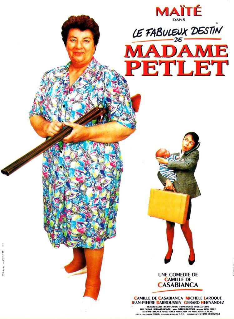 Madame Petlet's True Story
