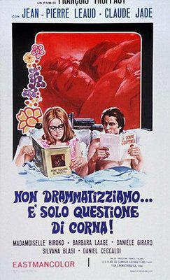Domicile conjugal - Poster Italie