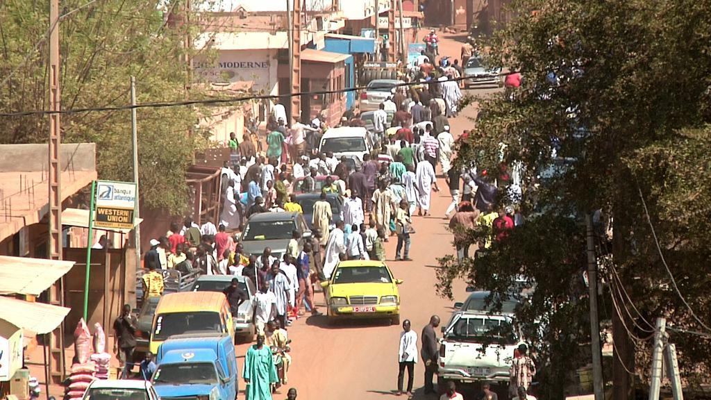 Bamako, année 0