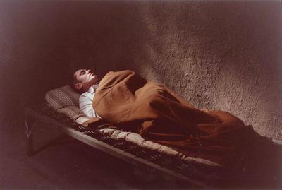 L'Ombre et la nuit - © Jean Kalman / Coll. Jean-Louis Leconte