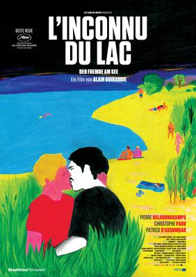 El Desconocido del lago - Poster - Austria