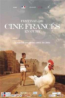 Festival du film français de Cuba - 2016