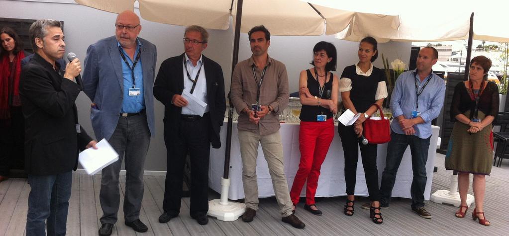 UniFrance announces Short Film Prize winners at Cannes