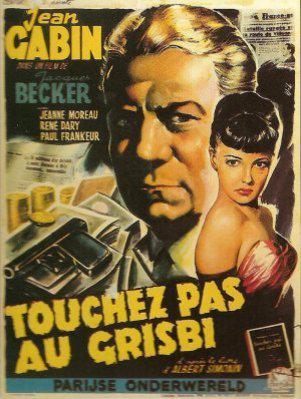 現金に手を出すな - Poster Belgique
