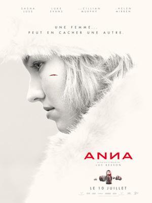 Anna - Affiche teaser