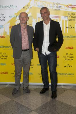 Successful launch of the Tu Cita con el Cine Francés event