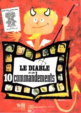 El Diablo y los diez mandamientos