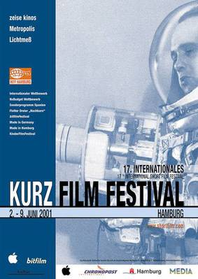 Hamburg International Short Film Festival - 2001