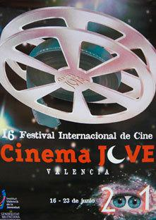 Festival international Cinema Jove de Valence - 2001