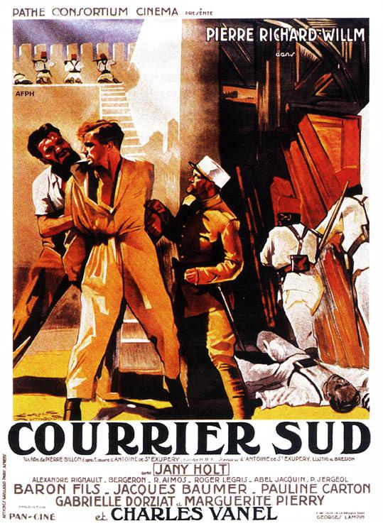 Courrier Sud