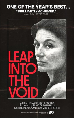 Salto al vacío - Poster - Etats-Unis