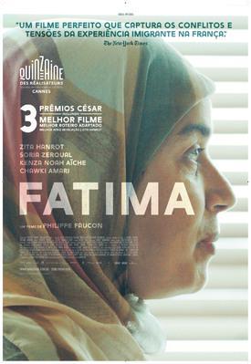Fatima - Poster - Brazil
