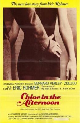 Chloe in the Afternoon / Love in the Afternoon - Poster États-Unis