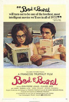 Bed and Board - Poster Etats-Unis