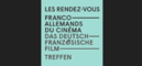 16es Rendez-vous franco-allemands du Cinéma – Erfurt, 26-28 novembre