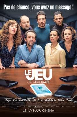 Le Jeu - Poster - Belgium