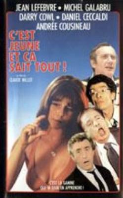 C'est jeune et ça sait tout (ou Y a pas de mal à se faire du bien) - Jaquette VHS France