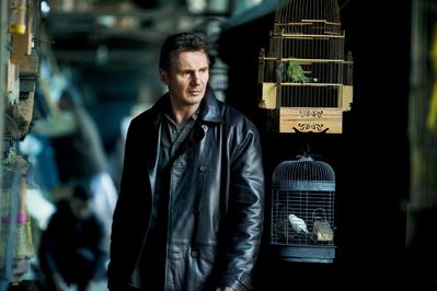 Liam Neeson - © Magali Bragard / Shanna Lelia Besson 2011 Europacorp – M6 Films – Grive Productions