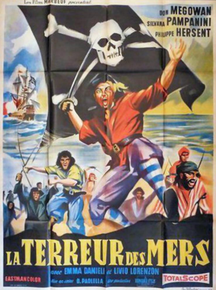 Il terrore dei mari