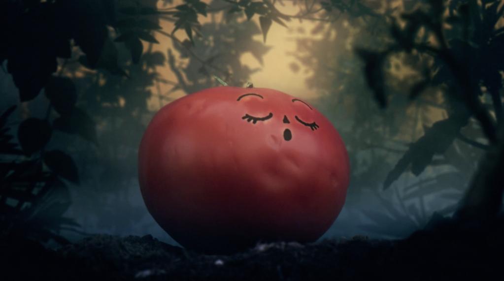 Good Night Little Tomato