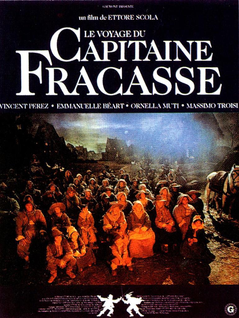 El Viaje del capitán Fracassa