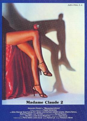 Madame Claude 2 - Poster Espagne