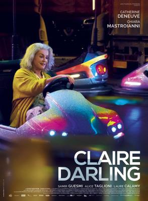 Claire Darling - International Poster