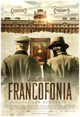 Francofonia - Poster - Brazil