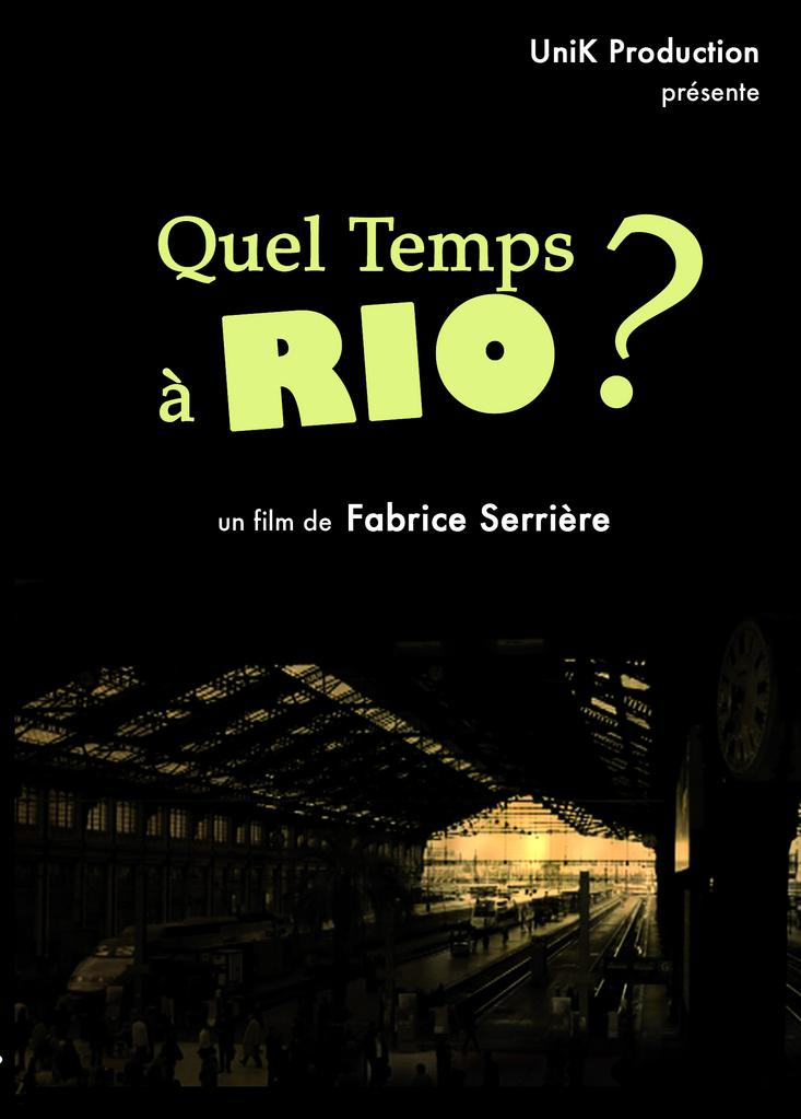 Quel temps à Rio