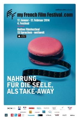 MyFrenchFilmFestival - 2014 - Affiche - Allemagne