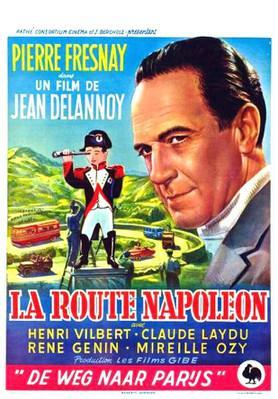 La Route Napoléon - Poster - Belgique