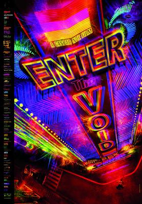 エンター・ザ・ボイド/Enter the Void - Affiche Finlande