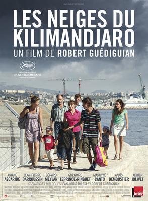Les Neiges du Kilimandjaro - Poster - France