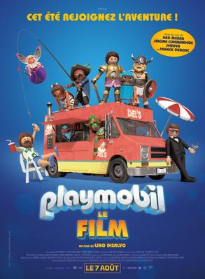 Playmobil: La película - © Affiche teaser