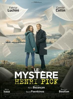 The Mystery of Henri Pick - Poster - Belgium