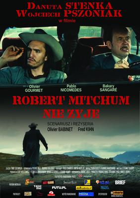 Robert Mitchum is Dead - Poster - Pologne