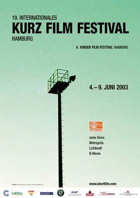 Festival international du court-métrage d'Hambourg - 2003