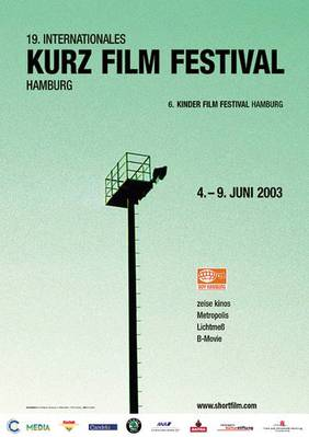 Hamburg International Short Film Festival - 2003