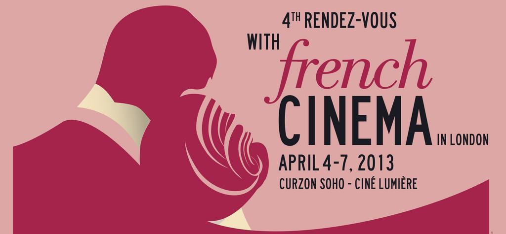4e édition des Rendez vous with french cinema à Londres