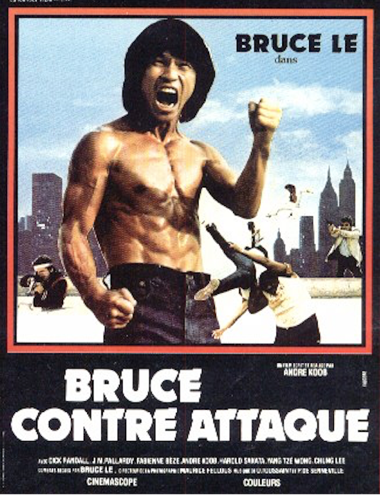 Bruce Strikes Back / Eye of the Dragon