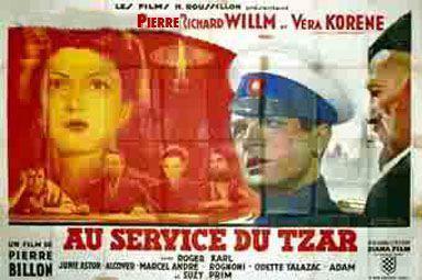 Au service du Tzar