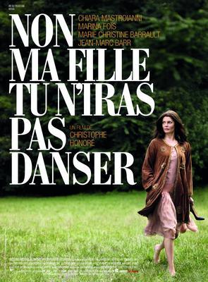 Non ma fille tu n'iras pas danser - Poster - France - © Le Pacte