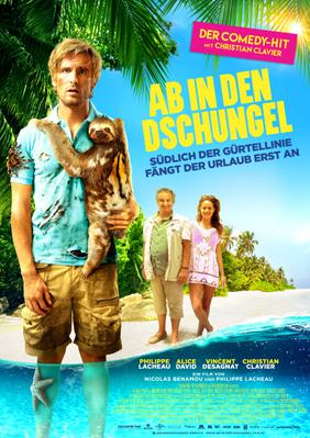 Babysitting 2 - Poster - Germany