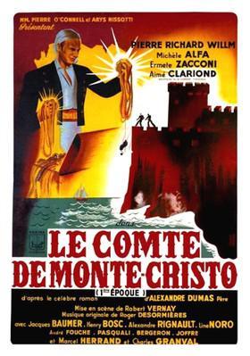Le Comte de Monte Cristo, 1ère époque: Edmond Dantès
