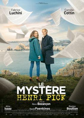 Le Mystère Henri Pick - Poster - Switzerland