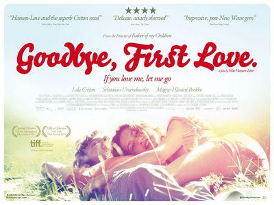 Goodbye First Love! - Poster - UK