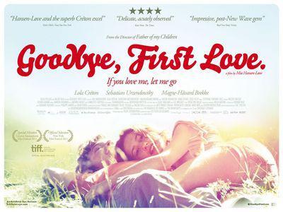 Un amour de jeunesse - Poster - UK